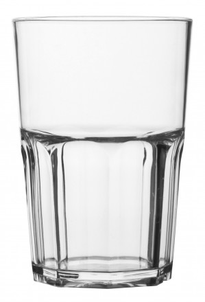 Cocktailbecher Hartplastik 0,3l