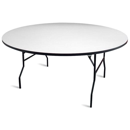 Bankett Tisch rund